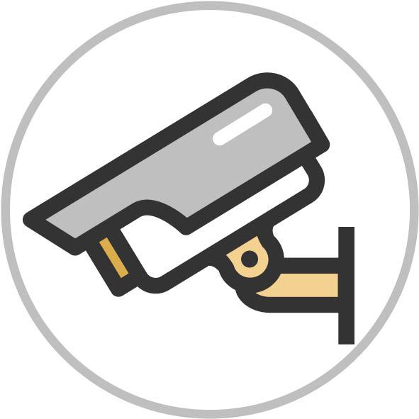 ITP Sistema di video-sorveglianza ed allarmi sia perimetrali che volumetrici